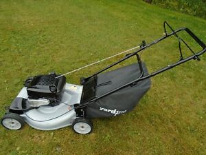 **SELF PROPELLED** QUALITY RECONDITIONED / BAGGER LAWNMOWER