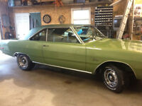 1973 Dodge  Dart Swinger 360 Engine