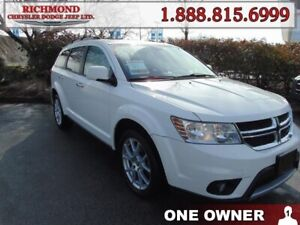 2015 Dodge Journey R/T  *ONE OWNER* *LOCAL*