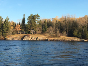 Sioux narrows, lake of the woods, lake front. Rental