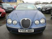 2005 Jaguar S-Type 2.5 V6 4d 201 BHP Saloon Petrol Automatic