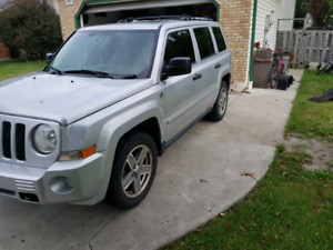 2008 Jeep Patriot...$5000 or Best offer..As is