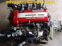 Nissan Engine Transmission Auto Parts Body Parts