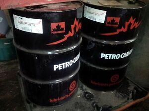 206L drum hydraulic oil