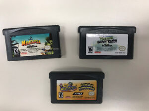 Game Boy Advance Games for sale