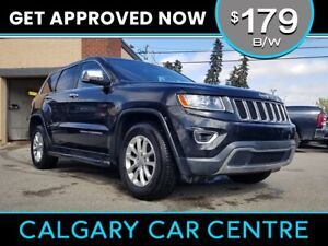 2014 Gr Cherokee $179B/W TEXT US FOR EASY FINANCING 587-582-2859