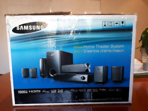 Samsung Wireless Home Theater System HT-WZ410
