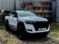 2016 Ford Ranger SEEKER RAPTOR T7 WIDE BOY EDITION PICK UP DOUBLE CAB 2.2 TDCI P