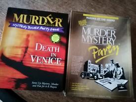 Murder mystery 2 games