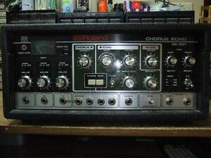 Roland RE-301 space echo