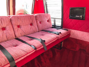 REDUCED 1981 Ford E-150 Custom Bivouac Fresh Safety