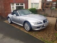 2001 BMW Z3 1.9 PETROL ROADSTER EXCELLENT EXAMPLE SILVER