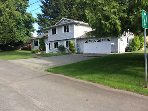 Location, Location, Location - West Courtenay House For Sale