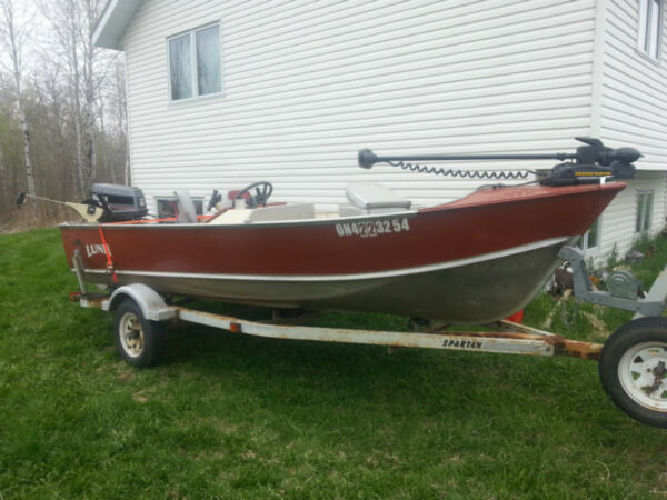 Used 1984 Lund Boat Co Mr Pike