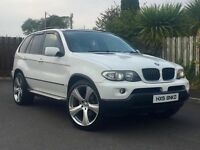 2006 BMW X5 3.0d M Sport full mot mint jeep swap or px(Passat a4 Jetta Leon golf Saab cc 335 535)