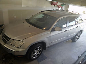 2007 Chrysler Pacifica Touring AWD - Calgary