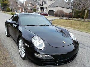 "Porsche 911 CARRERA Coupé "" 997 "" Triple Black"