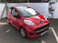 Peugeot 107 Urban Lite, *1 Former Keeper* Ideal First Car, £20 A Year Rd Tax, 3 Month Warranty
