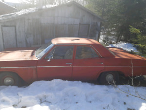 66 Chevy Belair for sale