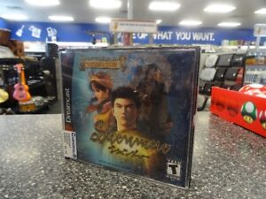 Shenmue *Limited Edition- Includes Soundtrack* for $59.99