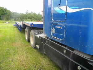 Tri-Axle STEP DECK trailer