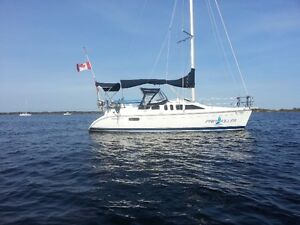 1994 Hunter 29.5 Sailboat