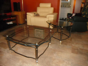 Coffee and end tables Gatineau Ottawa / Gatineau Area image 1