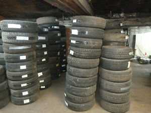 """15"""" Used Car Tires"""