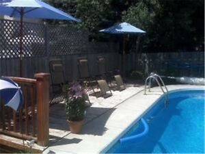 Orleans LARGE furnish'd 1 bedroom w/ inground heated pool!