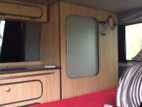 Mercedes vito campervan