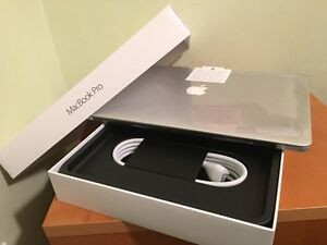 "2015 Macbook Retina Pro 13"" 16GB 256GB 2.7Ghz [CYCLE COUNT 1]"