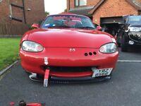 Mazda MX5 Mk2 1.6 2000