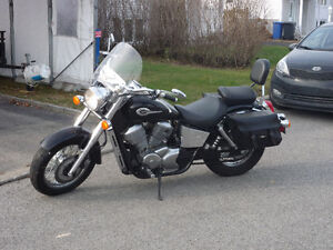 honda shadow 750cc 2000