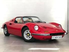 1972 FERRARI DINO 2.4 GT/GTS 2D