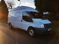 2013 Ford Transit 2.2TDCi ( 100PS ) ( EU5 ) ( RWD ) 350L 350 LWB