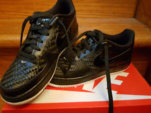 Nike Air Force 1 shoes; new; size 6
