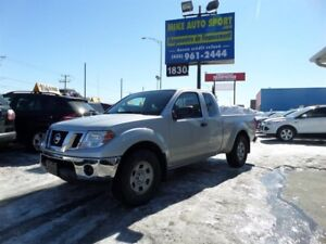 Nissan Frontier 2WD King Cab SWB S 2012
