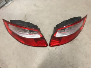2008 Porsche Boxster Tail Lights - used - both work fine