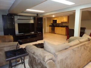 Nov 1 - Furnished 2 Bdrm - Includes, utilities, wi-fi, cable