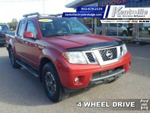 2016 Nissan Frontier PRO-4X  - Navigation -  Bluetooth