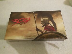 300 LIMITED COLLECTOR'S EDITION DVD