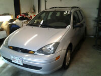 2003 Ford Focus SE Wagon $5105.00 ALL IN-NO FEES!