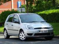 Ford Fiesta 1.25 2005 Style +1 FAMILY OWNER +13 FORD SERVICE STAMPS