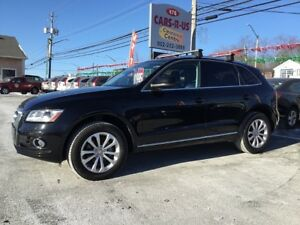 2014 Audi Q5 2.0T quattro  NO TAX SALE!! month of December only