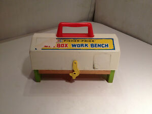 Tool bench buy sell items tickets or tech in calgary kijiji classifieds page 2 Fisher price tool bench