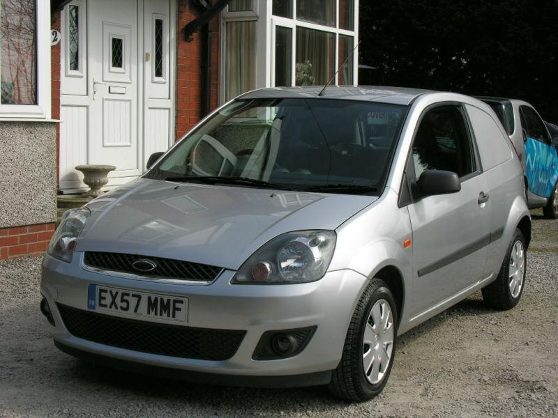 ford fiesta 1 4 tdci van 2008 in bolton manchester gumtree. Black Bedroom Furniture Sets. Home Design Ideas