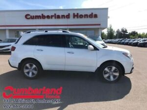 2012 Acura MDX BASE  - Sunroof -  Leather Seats