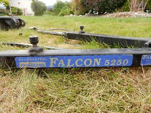 Falcon Roadmaster tow hitch
