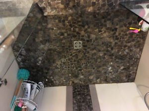 Bathroom reno and all tile installations