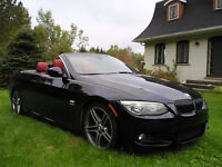 2011 BMW 335 is  twin turbo Cabriolet